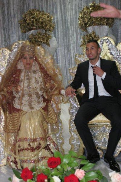 le mariage de nadir