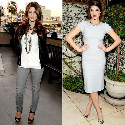 Ashley Greene style icon