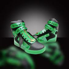 Green Beautiiful Shoes ... ♥
