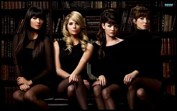 Bienvenue sur le blog de la série Pretty Little Liars