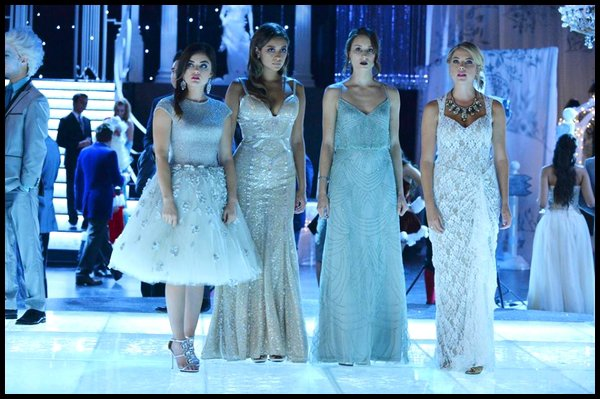 "Saison 5 - Episode 13 : ""How the 'A' Stole Christmas"""