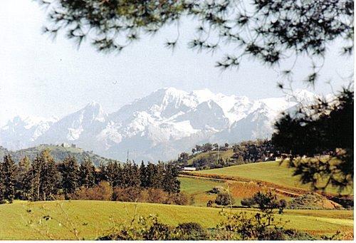 la kabylie et la nature