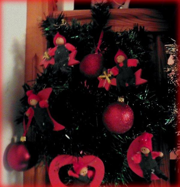 115 - Déco de Noel - escalier