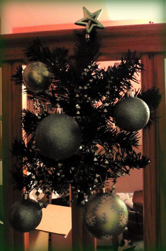 117 - Déco de Noel - escalier