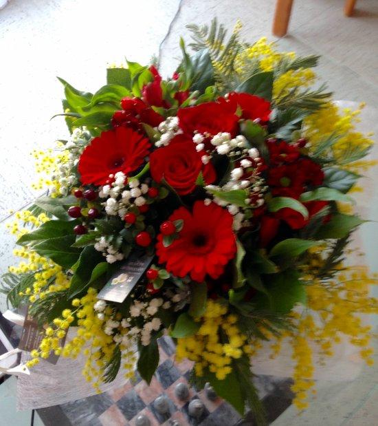 15 - Mes bouquets pour la saint valentin