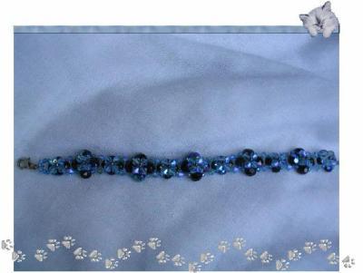 "19 - BIJOUX - Bracelet   "" Glorious Ketting """