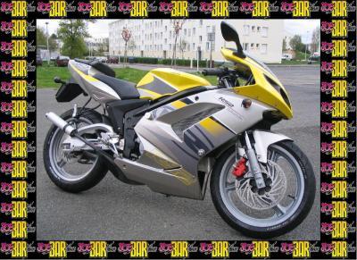 26 - Moto Eh oui !!!!!! c'est une 50 cm3