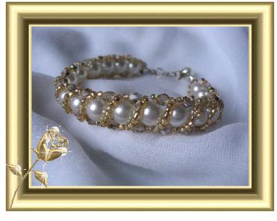 """41 - BIJOUX - Bracelet """"Elégance"""""""