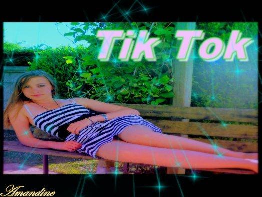 Amandine - Tik Tok (Ke$ha) (2011)