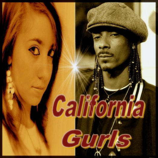 Amandine - California Gurls (Katy Perry Feat Snoop Dogg) (2011)