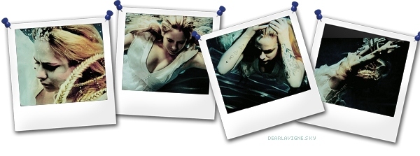 """« """"Head Above Water"""" official music video, HAPPY BIRTHDAY to you Avril (34years) ♥ »"""