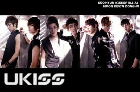 Membres du groupe U-kiss