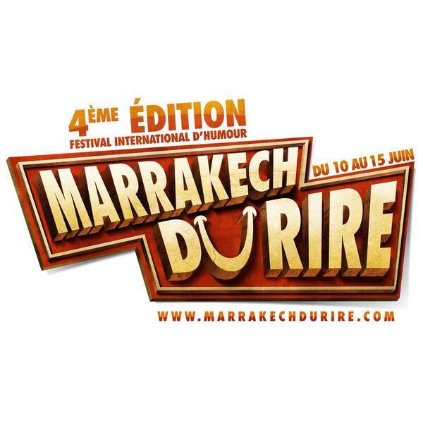 La billetterie pour le Marrakech du rire est ouverte: les dates du 10 au 15 Juin 2014