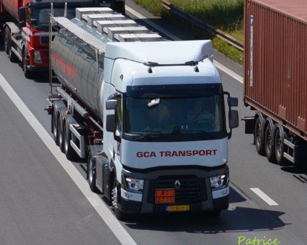 NEW RENAULT. T GCA TRANSPORT