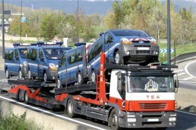 iveco stralis camion remorque porte voitures gca tea blog de michel gca trans 013. Black Bedroom Furniture Sets. Home Design Ideas