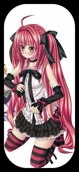 personnage: Pandora /créatrice/