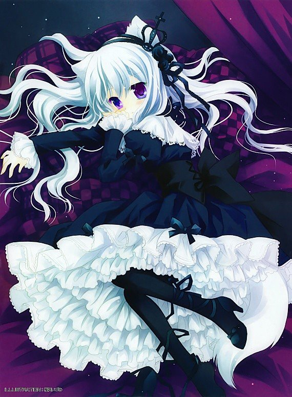 Personnage: Mayu /créatrice/
