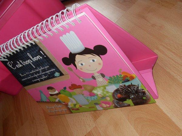 livre de recettes pour enfants 7 euros flash ba c. Black Bedroom Furniture Sets. Home Design Ideas