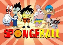 Voici SPONGE BALL Z
