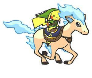 pika Zelda