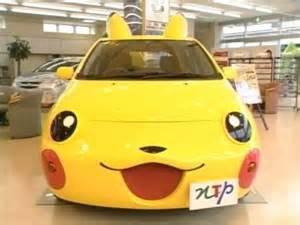 pika voiture