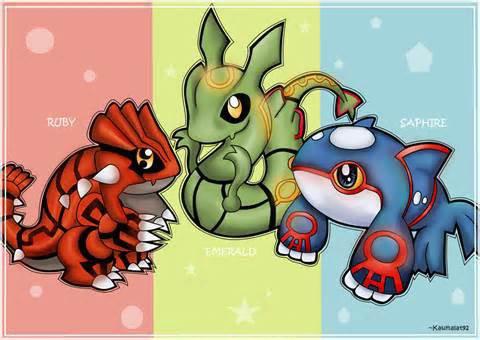Pokémon chibi