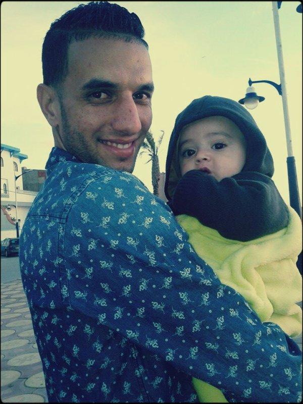 Avec le petit Ange Yaniss ♥