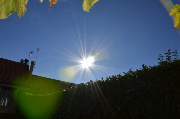 soleil !