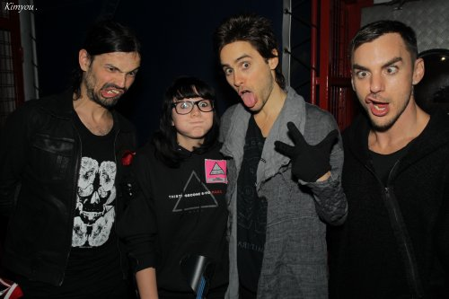Thirty Seconds To Mars . ♥
