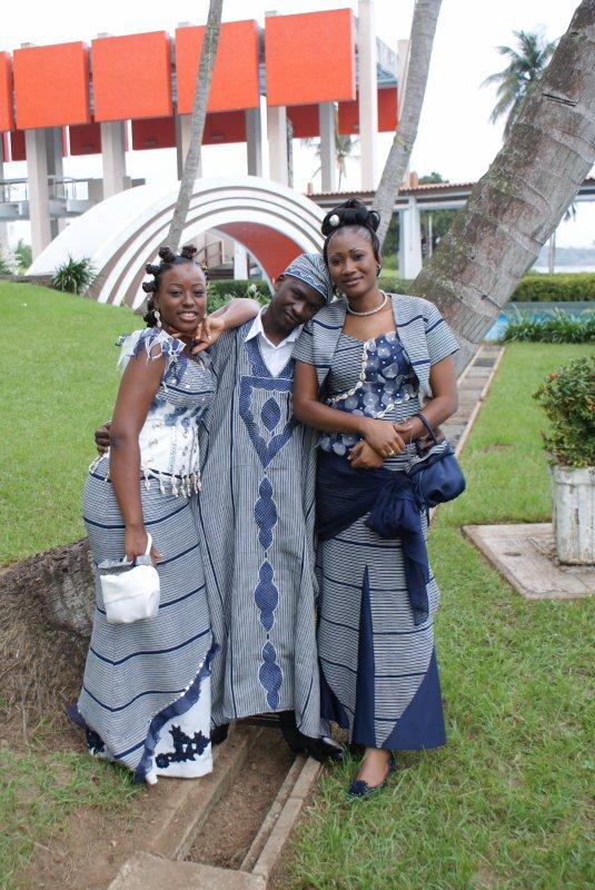 mariage yacouba tenue traditionnelle yacouba