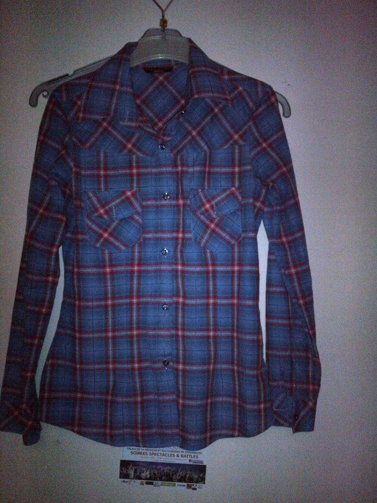 chemise TS - 10e?