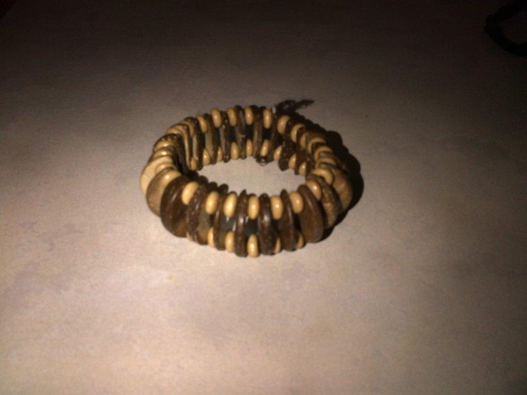 bracelet bois - 10e?