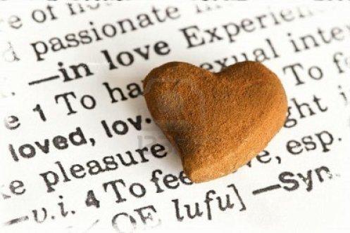 L'amour : Définition ! (d'un point de vue...particulier)