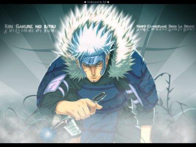 Le 2eme Hokage alias Nidaime