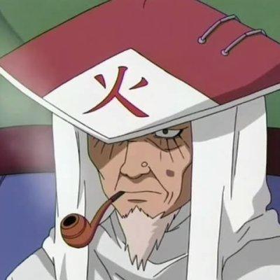 Le 3eme Hokage alias Sarutobi (Sandaime)