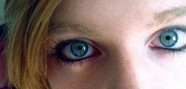 « Behind blue eyes.. »  _____________La plus grande fierté, mes yeux, merci papi, mamie, mémé & surtout papa. ♥