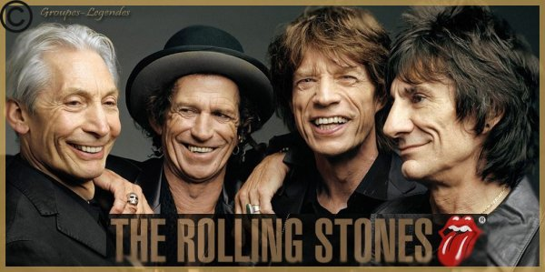 █ The Rolling Stones █