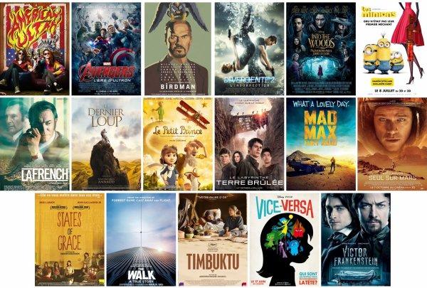 2015 au Cinéma