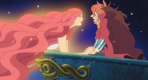 """""""Ponyo loves Sosuke ! I will be a human, too !"""""""
