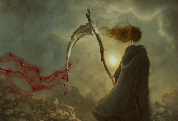 """""""Jamais la mort n'aura été si belle..."""""""