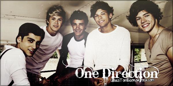 Bienvenue sur LouisTomlnson, ta  source sur un des chanteurs des One Direction.