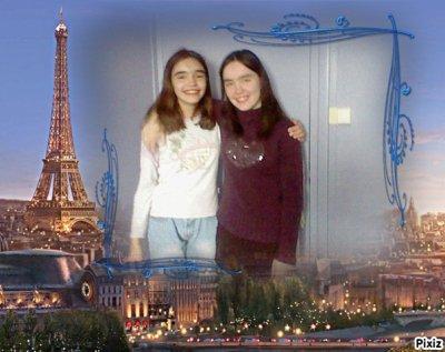 Ma soeur jumelle et moi