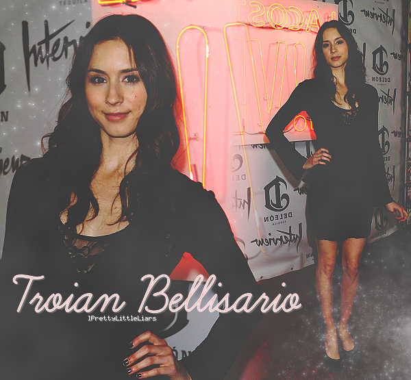 "- Event : Troian Bellisario La belle s'est rendue au ""Lacoste Summer Cocktails By DeLeon"" à Hollywood le 02 juin. -"