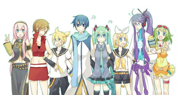 Qu'est-ce qu'un Vocaloid?