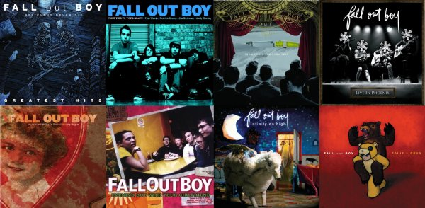 Fall Out Boy *.*