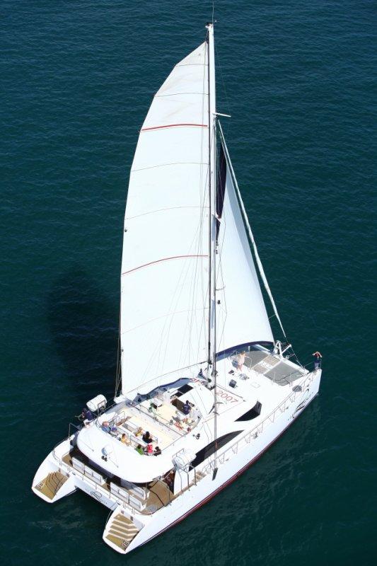 Camargue-vacance le Grau du Roi/Catamaran le Providence