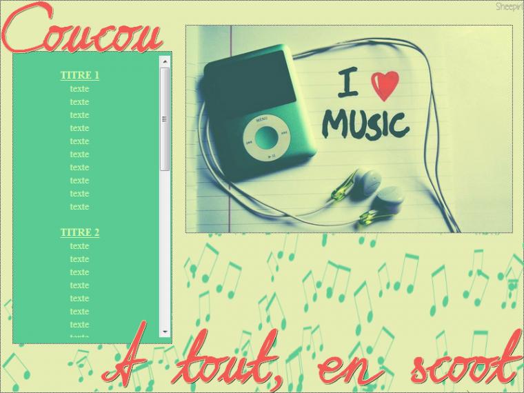 Thème 6 : Musique