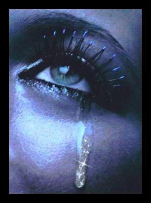 Ce soir , je pleure ...