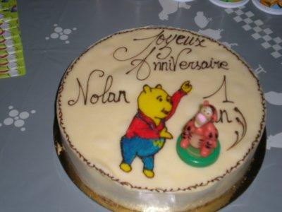 Anniversaire De Mon Filleul Nolan Pour Ses 1 Ans Le 8 Aout 2011
