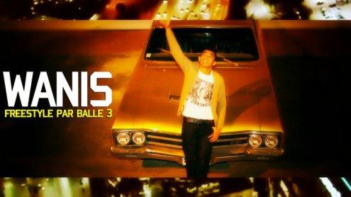 3# Wanis - Freestyle Par Balle 3 (2011)